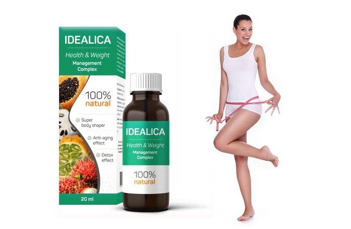 Idealica - Precio - Farmacia, Amazon, Mercadona