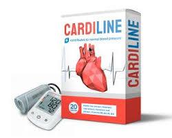 Composición del suplemento Cardiline