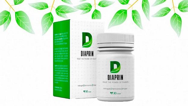 Diaprin - Efectos