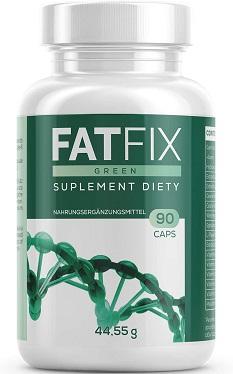 FatFix es un suplemento dietético de alta calidad elaborado únicamente con ingredientes naturales