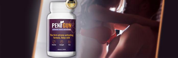 Ingredientes para aumentar la libido y la potencia en la fórmula de las cápsulas PeniGun