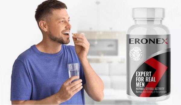 Efectos de Eronex - Acción