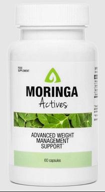 Moringa Actives, 60 cápsulas