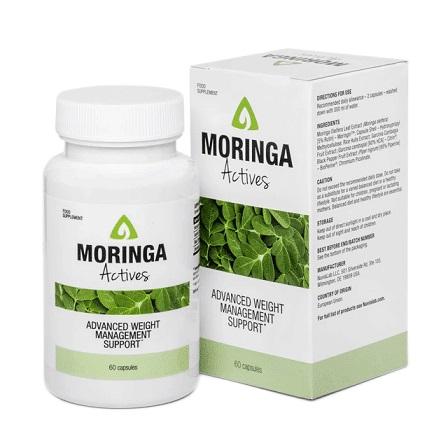 Moringa Actives - precio y dónde comprar Amazon, Farmacia, Mercadona